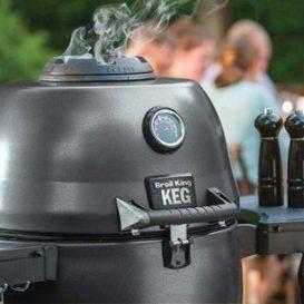 Broil king Keg barbecue