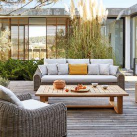 Manutti River synthetische vezel lounge