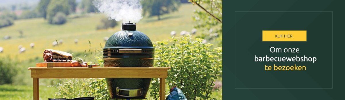 Big green egg to webshop