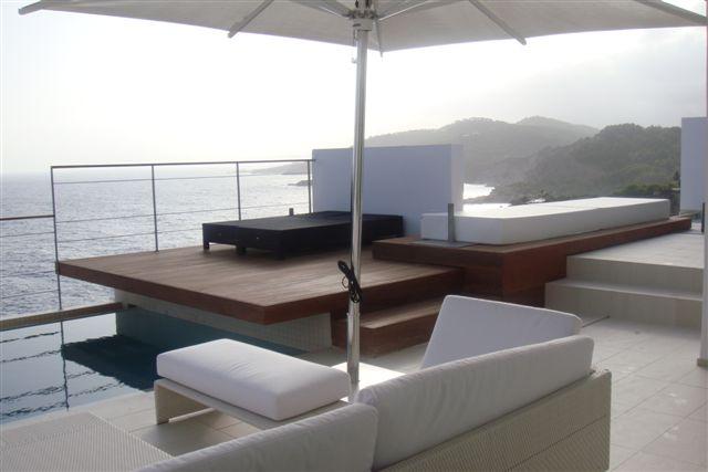Project dakterras Ibiza