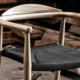 Gloster dansk dining chair
