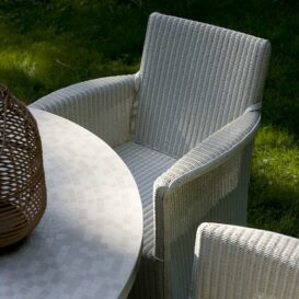 Vincent Sheppard Dovile dining chair in detail