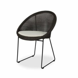 Vincent Sheppard Gipsy dining chair black