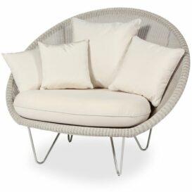 Vincent Sheppard Gipsy lounge white