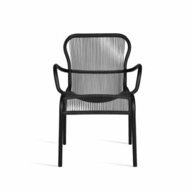 Vincent Sheppard Loop dining chair in detail