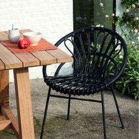 Vincent Sheppard Roxanne dining chair shot