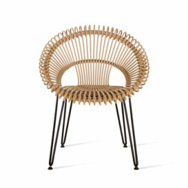 Vincent Sheppard Roxy chair naturel