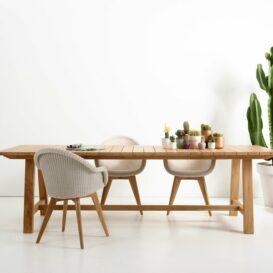 Vincent Sheppard Bernard tafel met Avril stoelen
