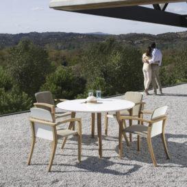 Royal Botania stoelen en tafel