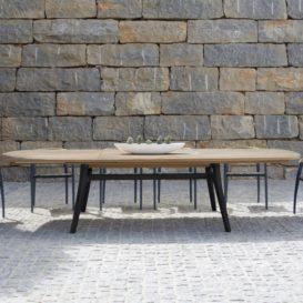 Royal botania Jive stoel met verlengbare Zidiz tafel