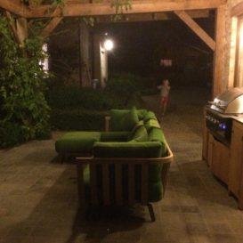 unopiu welcome lounge realisatie Gavere