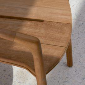 Solid stoel Manutti