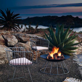 Bivaq Illa chair and firepit
