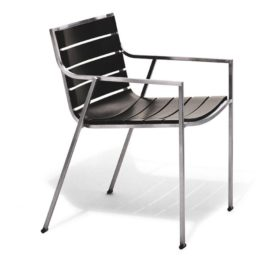 Coro S B chair black
