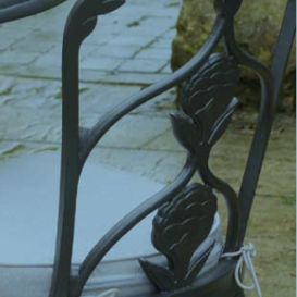 Oxleys barrington chair detailed