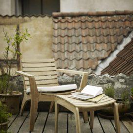 Skagerak Regatta lounge chair vibe