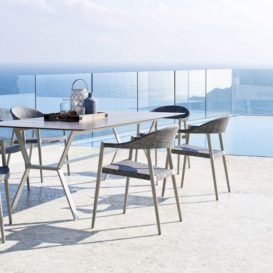 Varaschin Clever dining set side view