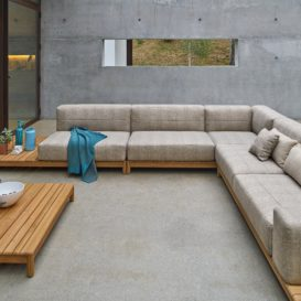 Varaschin barcode outdoor lounge
