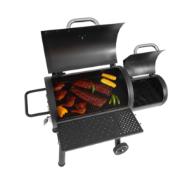 Broil king Offset Smoker grill_over_95805