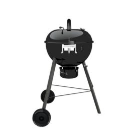 Outdoorchef Chelsea 480 Charcoal Side view