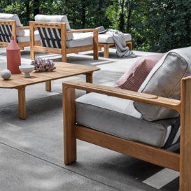 GLoster Loop lounge set