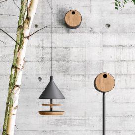 Gloster Deco bird feeders