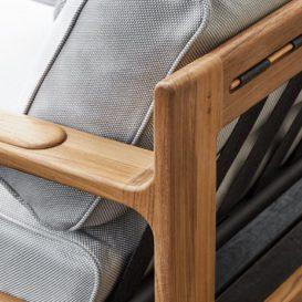Gloster Loop lounge detail