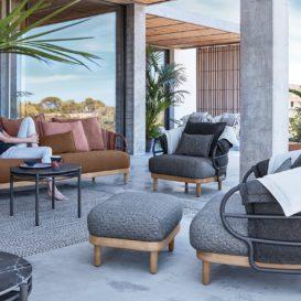 Glsoter Dune lounge