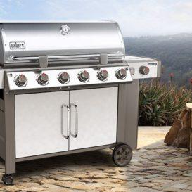 Weber Genesis II E-610 LX Series Grills