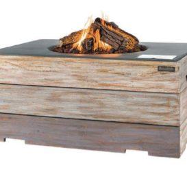 Happy cocooning rechthoek hout