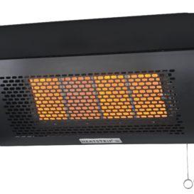 Heatstrip natural gas heater