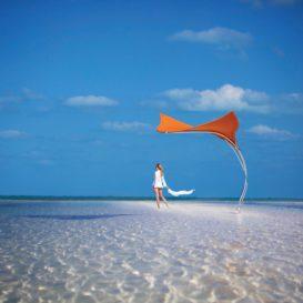 Stingray Zero Horizon Parasol Sfeerfoto