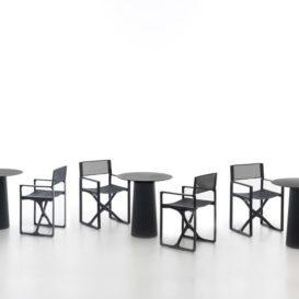 Design chair la regista T17 black