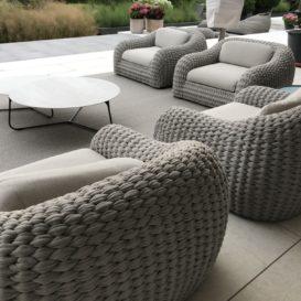 Kobo Lounge Manutti Detail