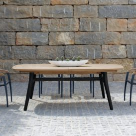 Royal Botania Jive tafel met stoelen-min