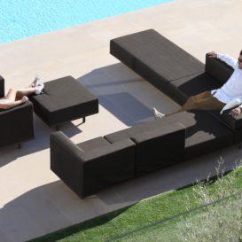 Royal Botania Lazy lounge aan zwembad-min