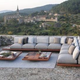 Royal Botania Mozaix modulaire lounge met uniek systeem