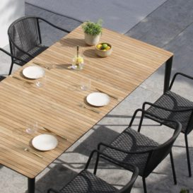 Royal Botania Samba dining set-min