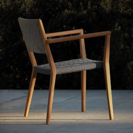 Royal Botania Vita chair product sideview-min
