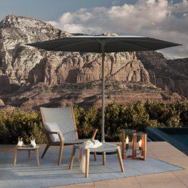 Royal Botania Vita relax chair with umbrella-min