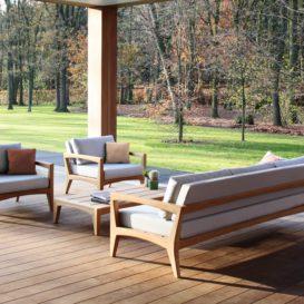 Royal Botania Zenhit Lounge realisatie zijaanzicht-min