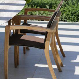 Royal Botania Zidiz stoel detailfoto-min