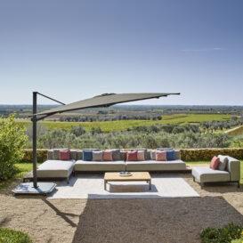 Jardinico Caractere boven lounge