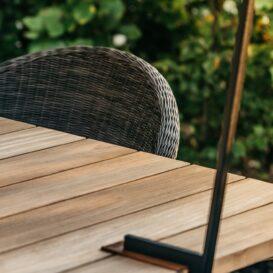 Bernard detaiBernard detailfoto teak hout Vincent Sheppardlfoto teak hout